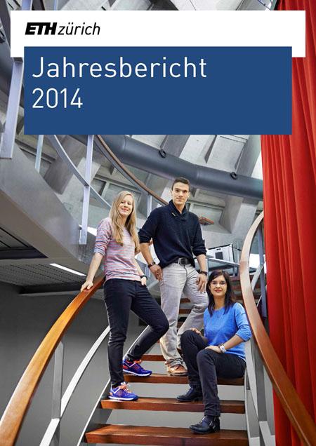 Cover Jahresbericht 2014