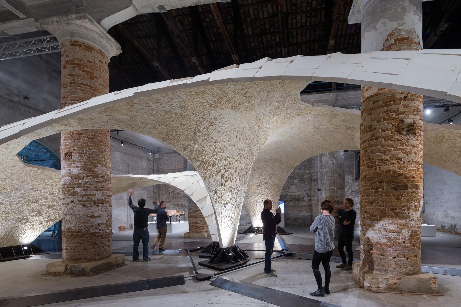 Eth zurich at the architectural exhibition in venice eth zurich