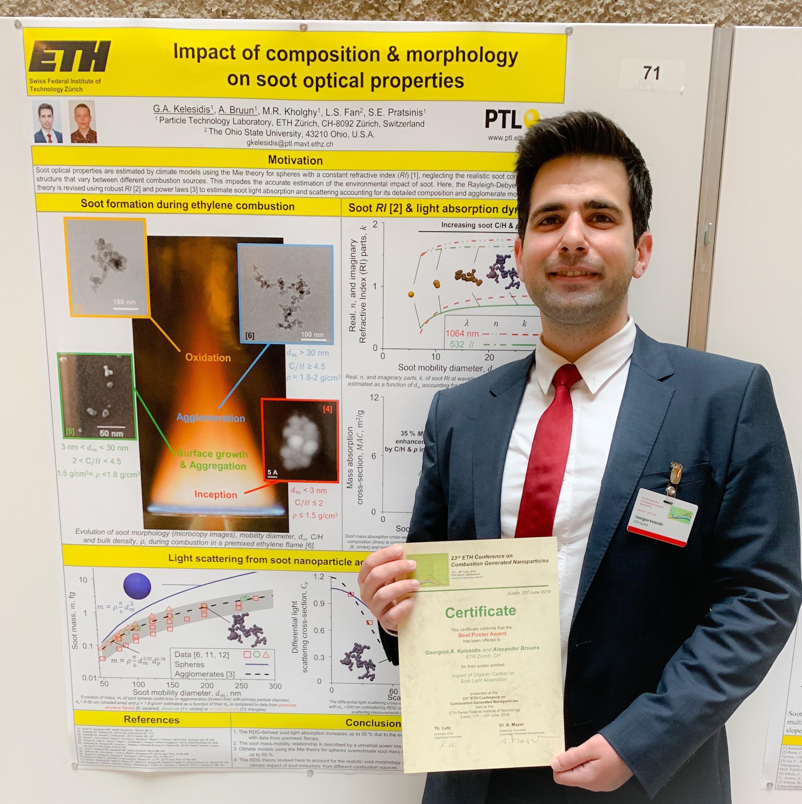 Welcome - PTL – Particle Technology Laboratory   ETH Zurich