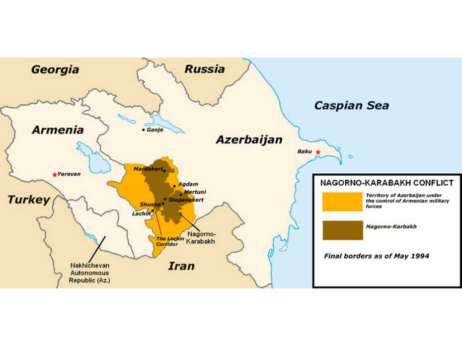armenia azerbaijan conflict management essay Gulshan pashayeva, center for strategic studies under of violence and finally to conflict management between armenia and azerbaijan were.