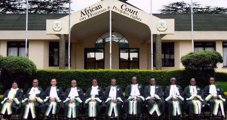 African Court on Human & Peoples' Rights