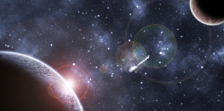 Futanari Im Weltraum
