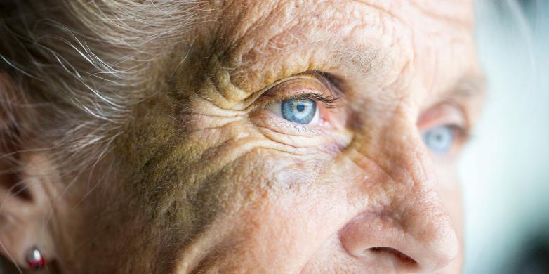 Bei den über 80-Jährigen ist jeder Fünfte von einer Makuladegeneration betroffen, einer schweren Sehbehinderung. (Foto: Jodi Jacobson/iStock)