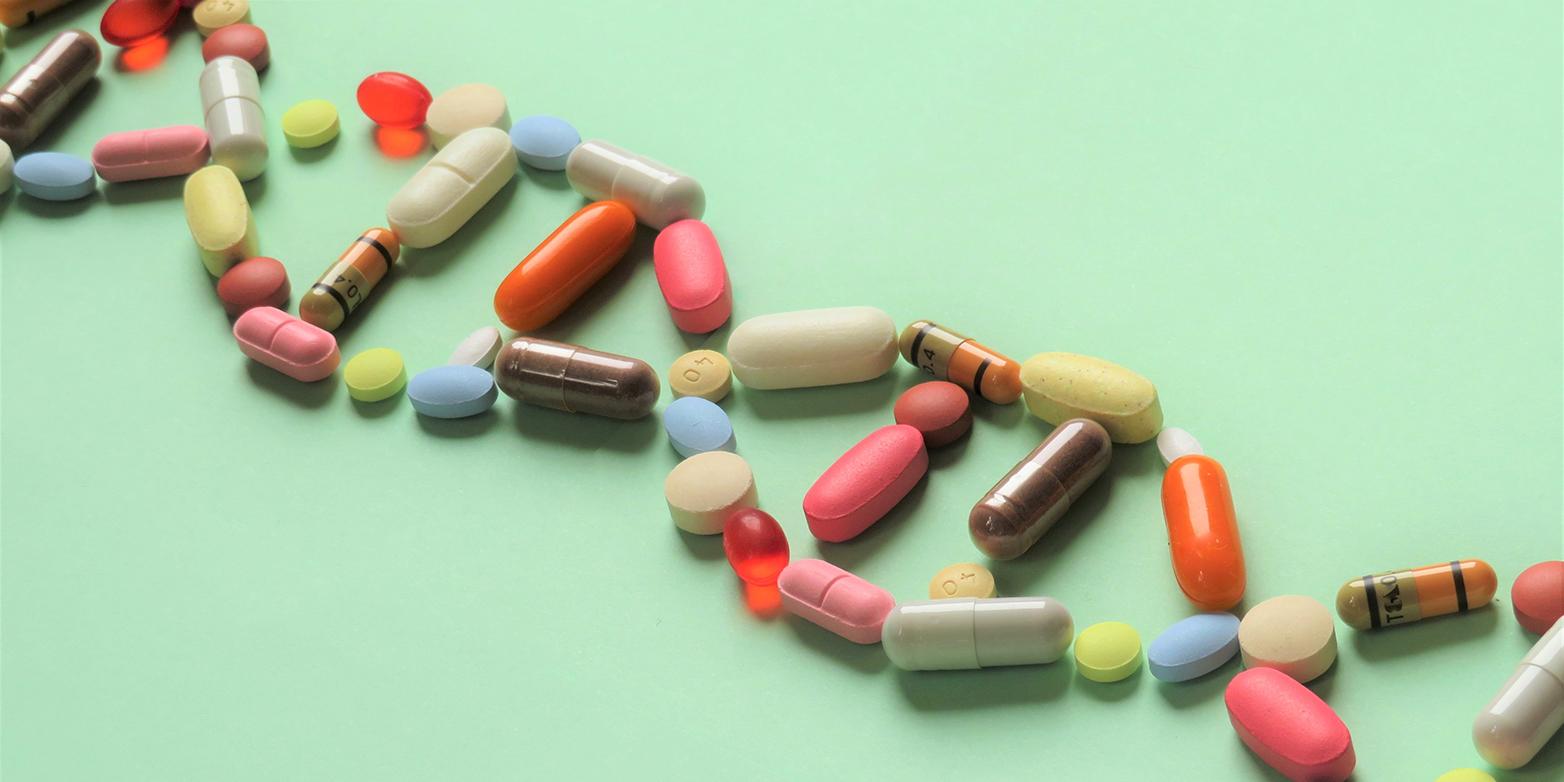 Unsere Gene beeinflussen, wie wir auf Medikamente reagieren. (Bild: Shutterstock)
