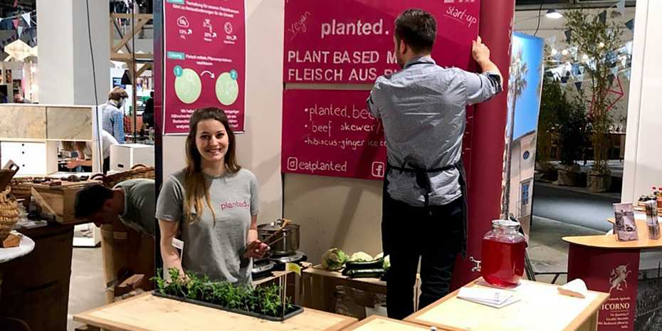 Planted at Criterion Festival