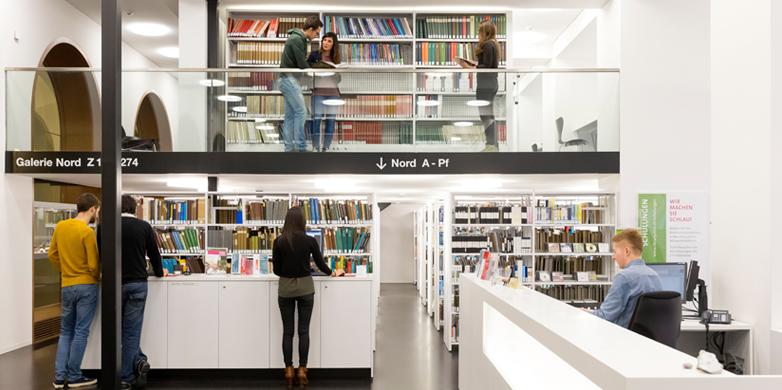 Bachelor thesis libraries