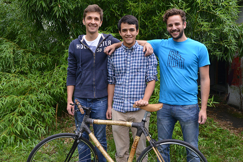 A Bamboo Bike For Everyday Use Eth Zurich