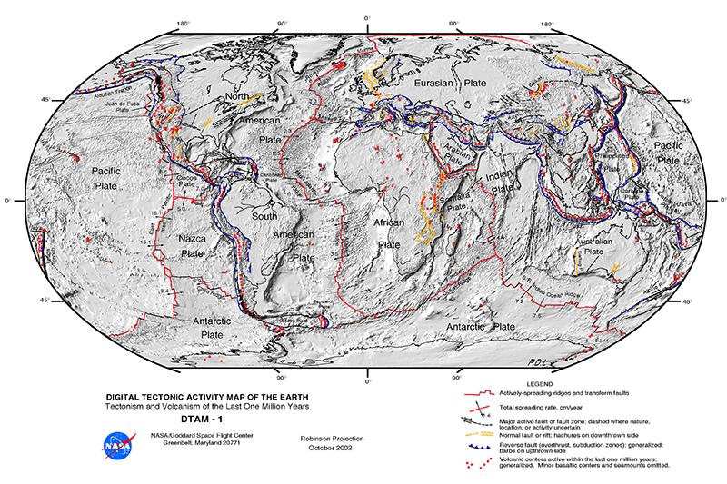Plate tectonics thanks to plumes? | ETH Zurich