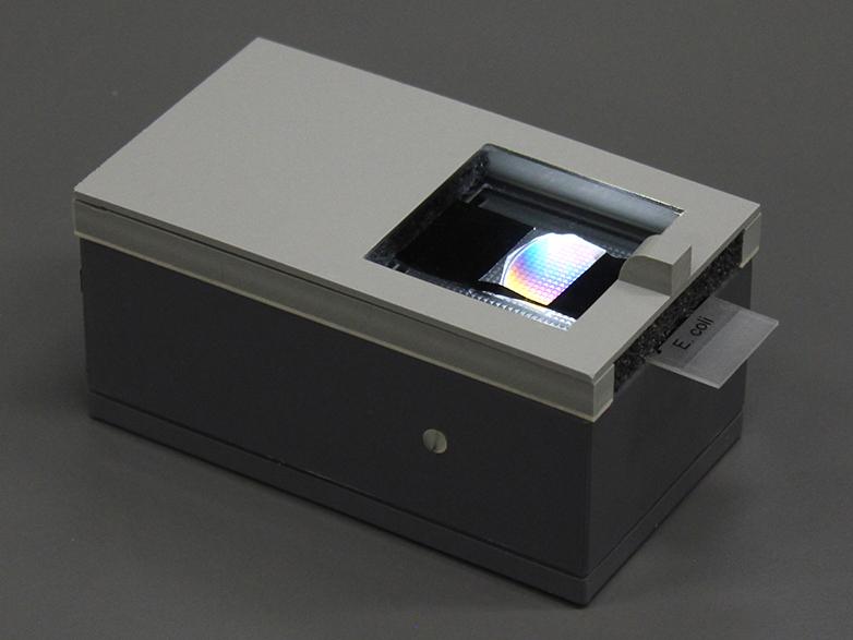 Prototype of the cross-polarization device