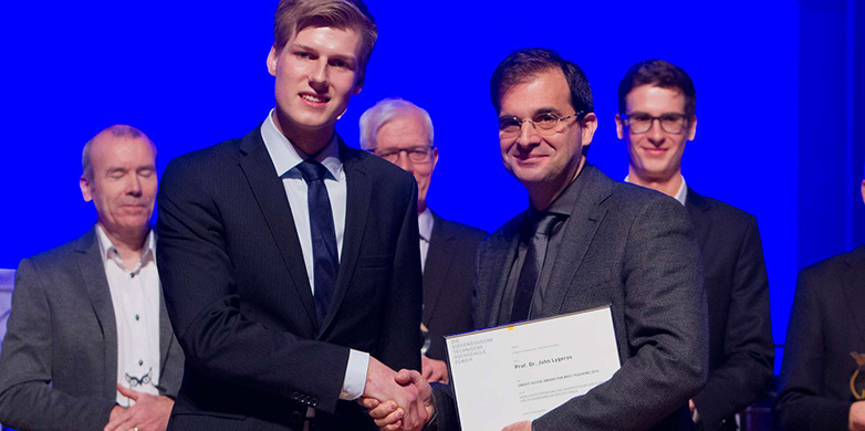 Credit Suisse Award for Best Teaching