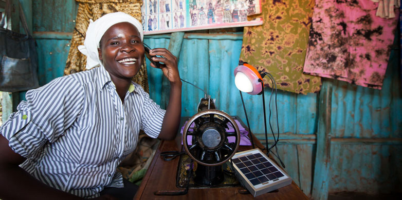 solar lamps in kenya