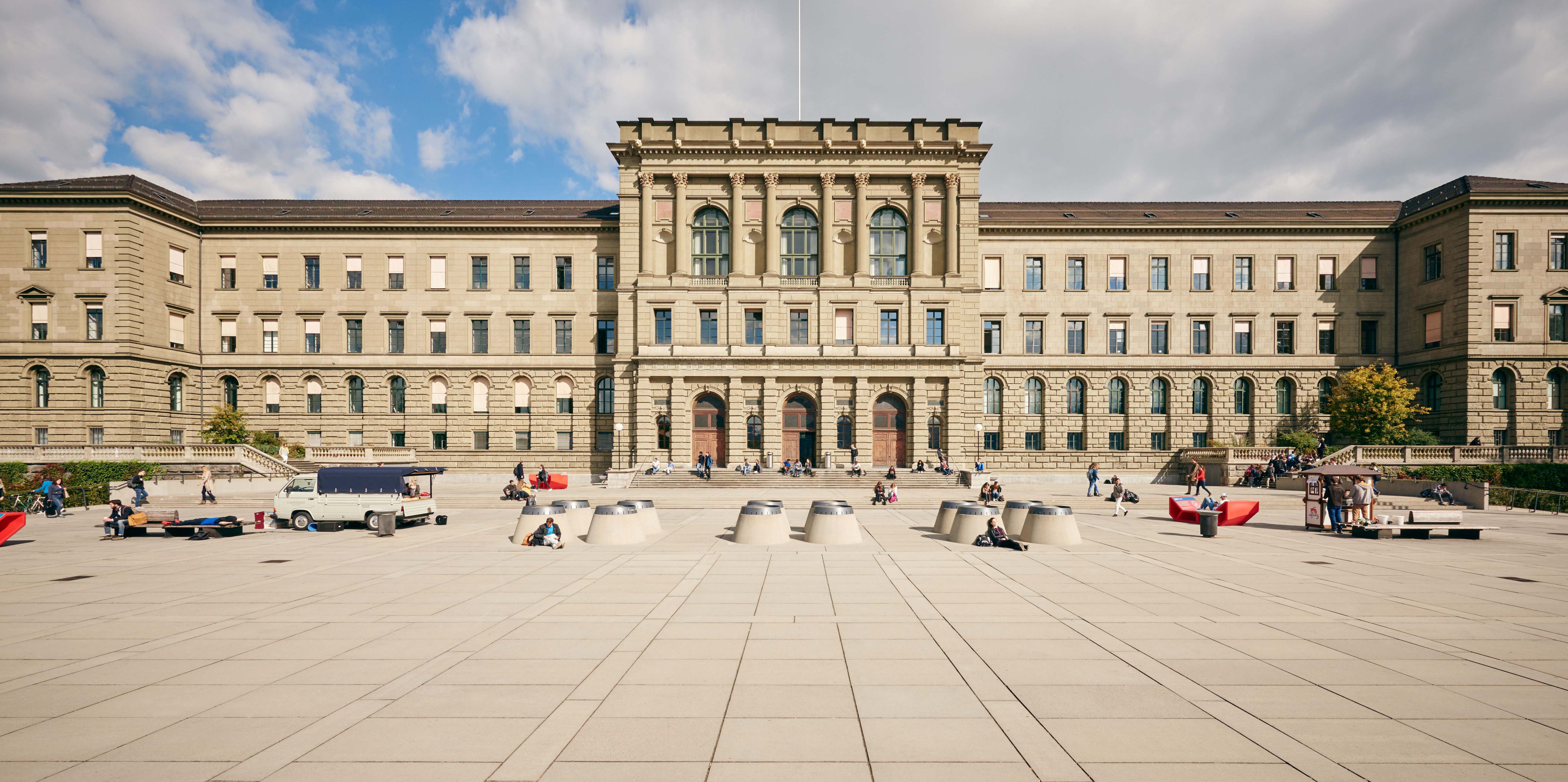 8 Professors Appointed At Eth Zurich