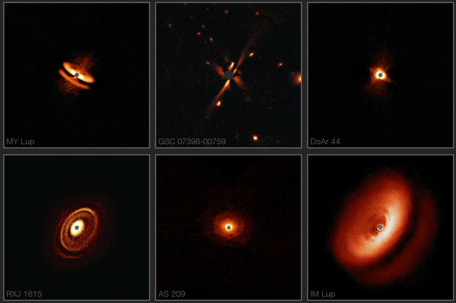 Protoplanetární disky