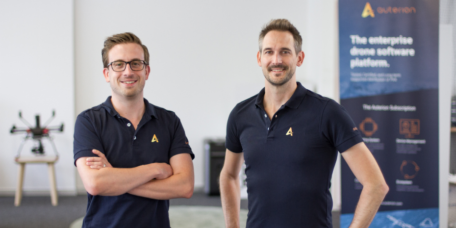 Auterion raises 10M to disrupt the drone industry