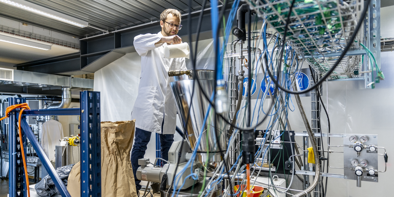 Partnership to produce the perfect rusk   ETH Zurich