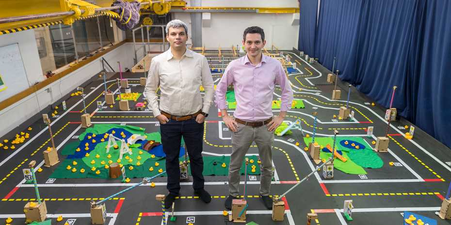 AI behind the wheel in Duckietown