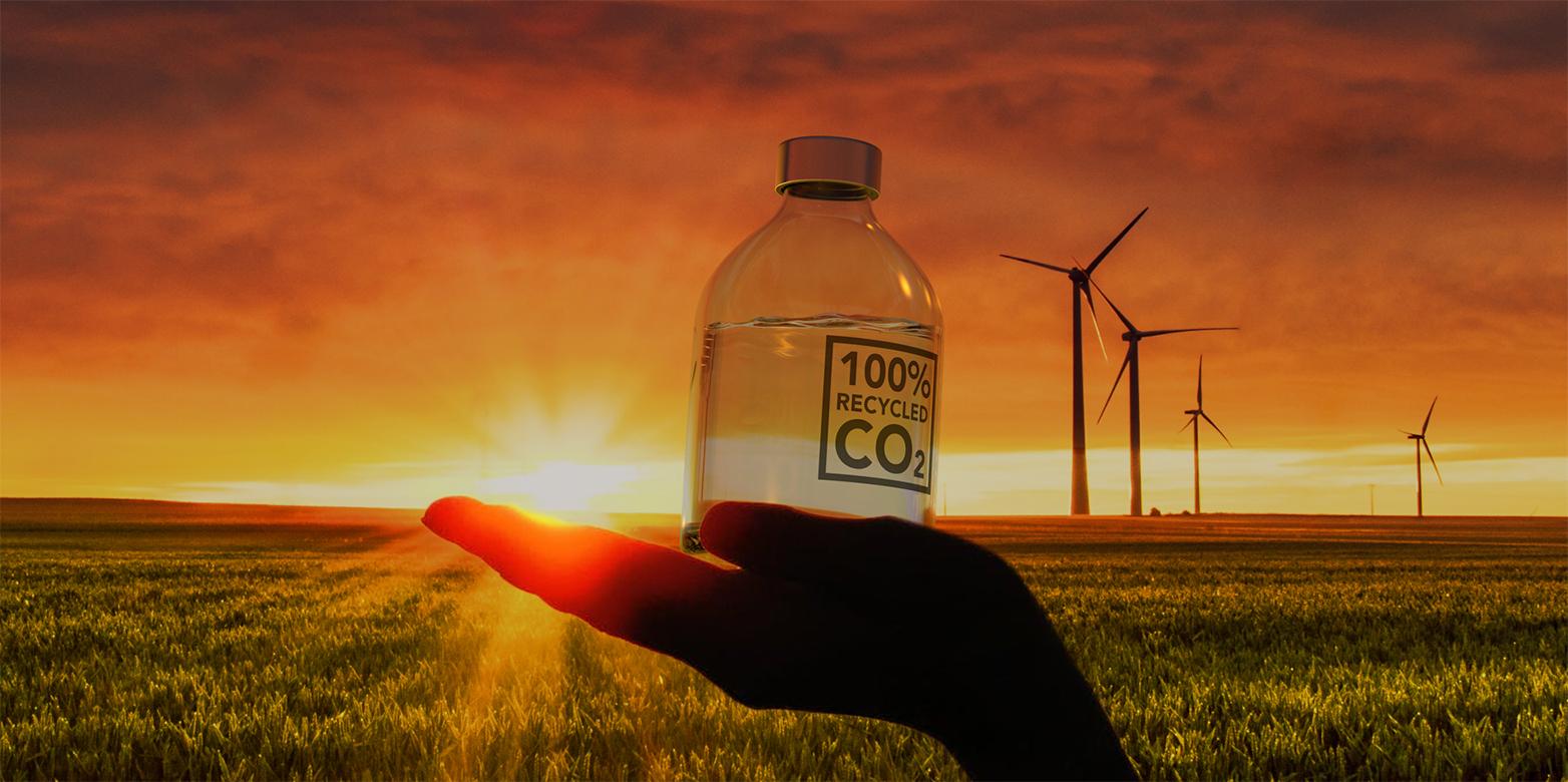 Nachhaltiges Methanol