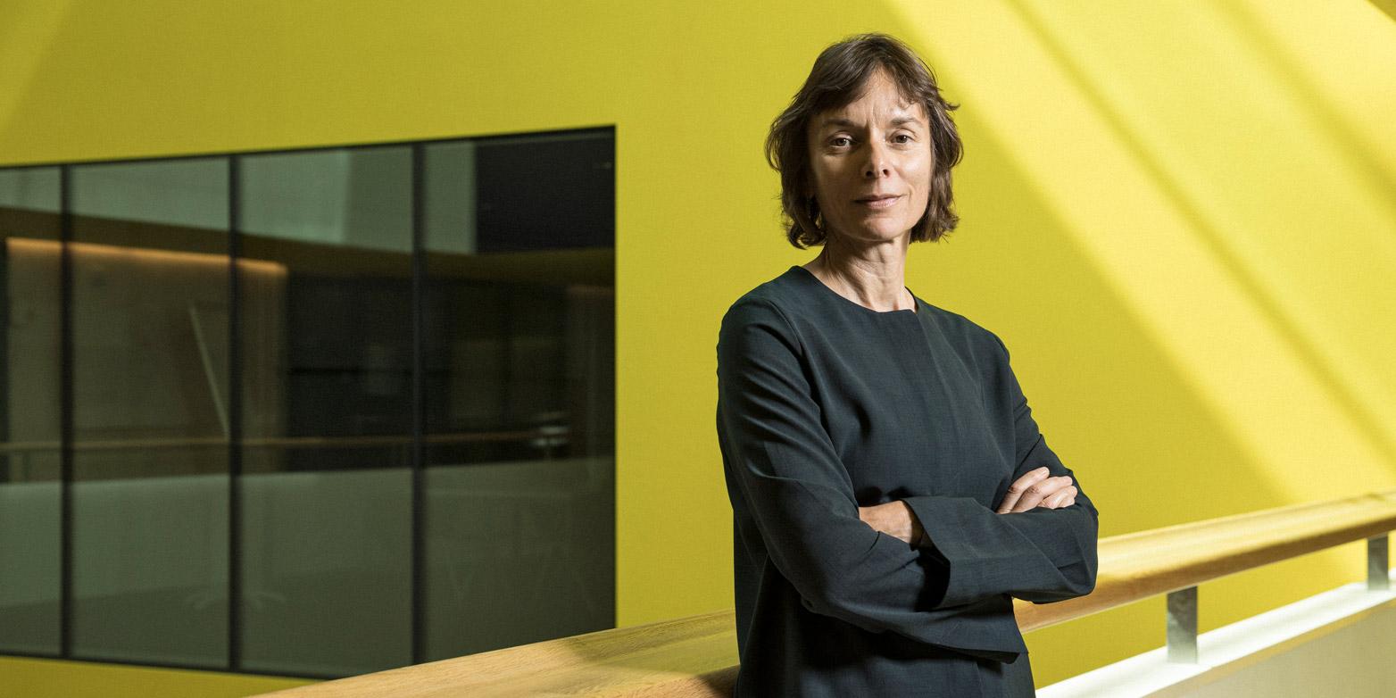 Nicola Spaldin awarded Swiss Science Prize Marcel Benoist