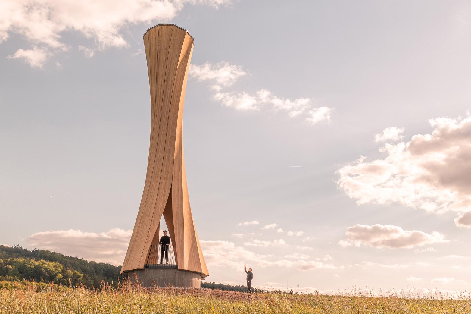 Der Urbach Turm