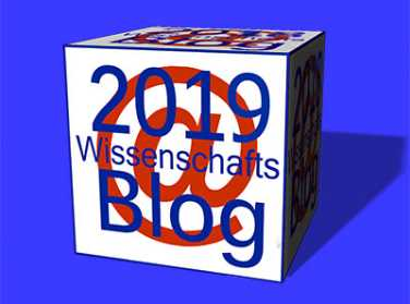 """Vote for the """"Science Blog of the year 2019"""""""