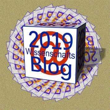 Wissenschafts-Blog des Jahres 2019