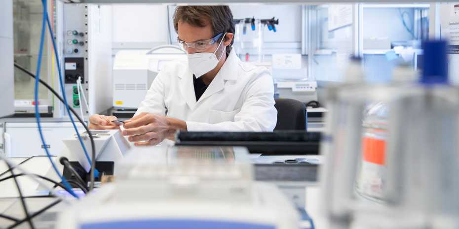 Development of an improved PCR device