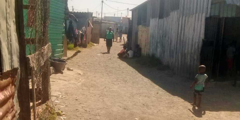 Informal settlement