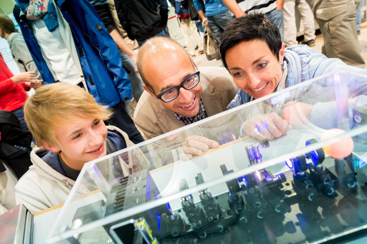 Scientifica: Zurich Science Days | ETH Zurich